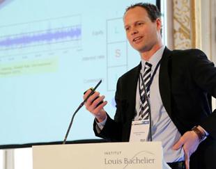 Christophe Pérignon, professeur à HEC
