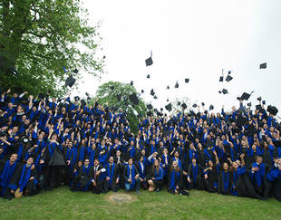 HEC Paris - Graduation Ceremony 2018