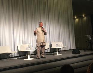 Muhammad Yunus Joins HEC Paris Initiative to Maximize Social Impact in Business