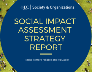 Social Impact Assessment Strategy Report - HEC Paris