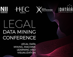Legal Data mining - March 21, 2019 - HEC Paris