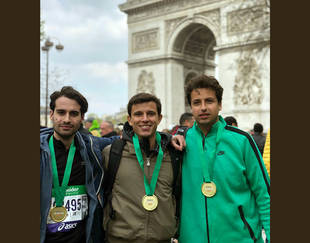 HEC Paris - Running4Africa