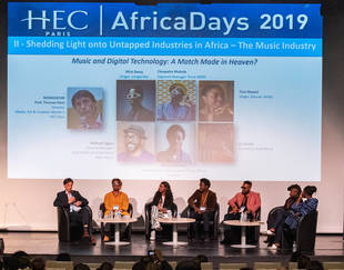 HEC Paris - Africa Days 2019