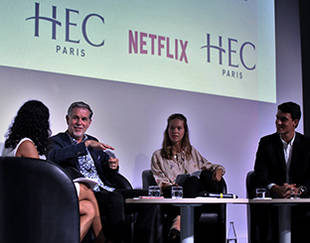 Netflix - Reed Hastings - HEC Paris - Sept. 16, 2019