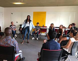 Séminaire PREP'HEC - août 2019 - Travail en groupe