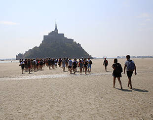 HEC Paris - Mont Saint-Michel - Purposeful Leadership - Sept. 2019