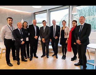 Renouvellement chaire Energie et Finance - HEC Paris / Société Générale - 15 oct. 2019