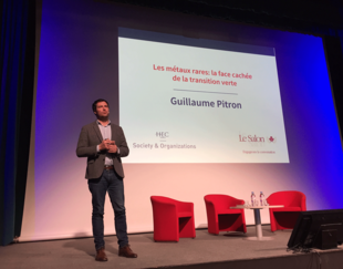 Guillaume  pitron - cycle de conférence S&O - 2019 vignette
