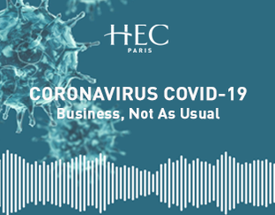 "Coronavirus: ""Business not as usual"" Podcasts Serie"
