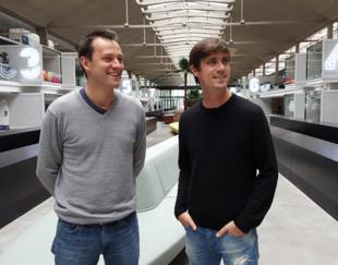 Maxime Faguer et Stéphane Le Viet