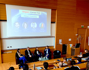 Impact Career Fair - HEC Paris - 13 Feb. 2020