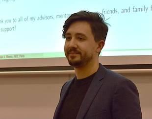 PhD Thomas Rivera, Economics and Decision Sciences