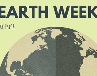 Earthweek poster - poster