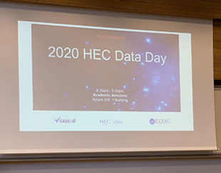 HEC Paris - Data Day 2020