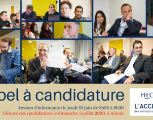 ACCELERATEUR ESS - Appel à candidatures promo 3