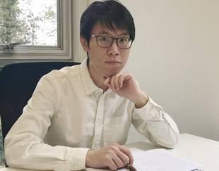 Fan Wang, PhD graduate 2020