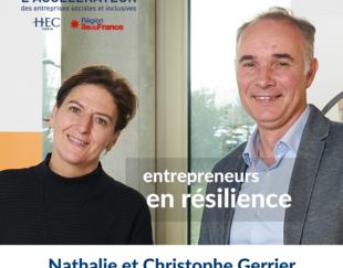 Nathalie et Christophe - Handirect