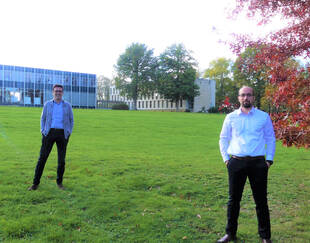 luigi paciello and haris krijestorac - HEC Paris