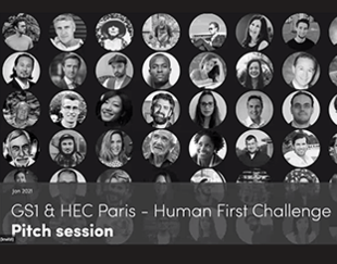 "Challenge GS1-HEC ""Human First"""