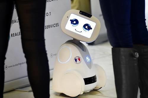 Blue Ocean Awards 2018 - Robot Bob