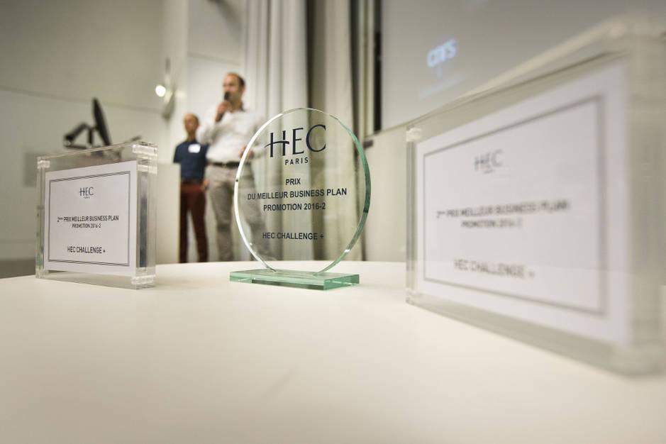 HEC IDEA Challenge Plus