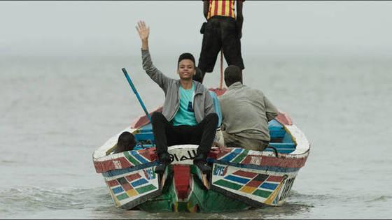 Africa Days - film Dani Kouyate
