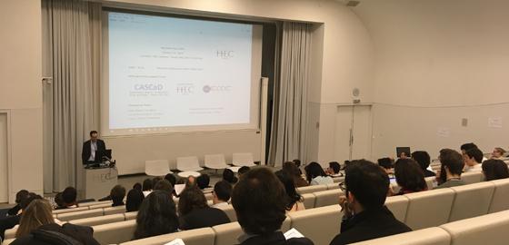 Big Data Day - HEC Paris 2018