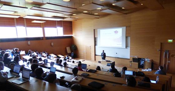 Capgemini CEO explains why big firms desire to go digital at HEC Paris event - HEC Paris 2016