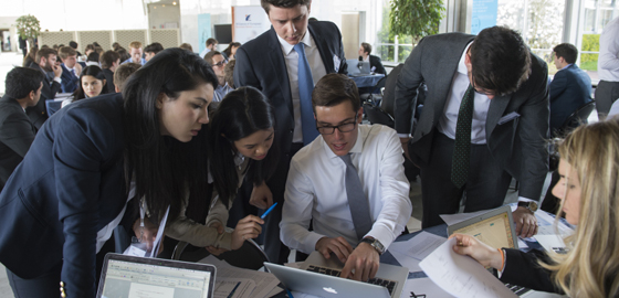 Financial Times ranks HEC Paris as the best institution in the world for its Master in Finance - HEC Paris 2016