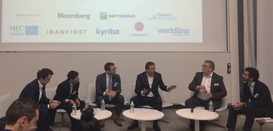 Fintech at the crossroads: disruption, collaboration and regulation - HEC Paris FinTech forum 2016