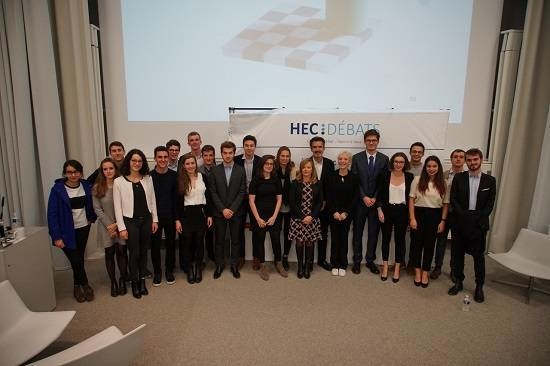 HEC Débats - McKinsey