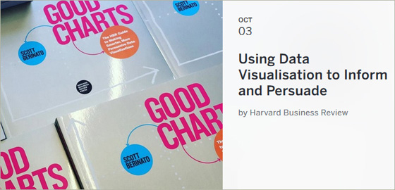 "Harvard Business Review's self-styled ""dataviz geek"" brings HEC Paris latest tools to visually transform data"