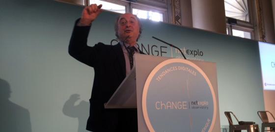 Laurent Maruani, Prof HEC - Netexplo Change dec 2016