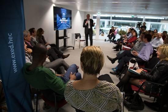Master class Entrepreneuriat - HEC Executive Education