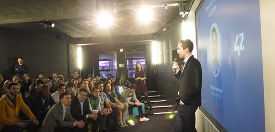 Nathan Blecharczyk - Startup Launchpad - HEC Paris