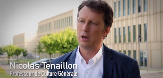 Nicolas Tenaillon - PREP HEC égalité des chances - HEC Paris 2018