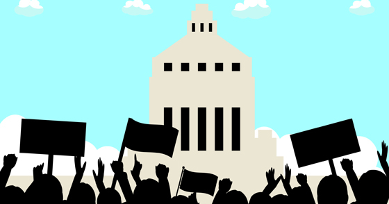 Power to the people: citizens will soon have more voice to sway policy, says Prof. Alberto Alemanno - ©Fotolia kid_a