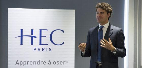 Professor Alberto Alemanno: One of the European Union's 40 Brightest Minds - HEC Paris 2014