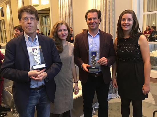 Remise des Prix ManpowerGroup / HEC Paris - 2018