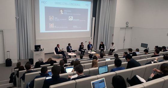 Smart City Technology Opens Up Employment Horizons for HEC Students - HEC Paris march 2018