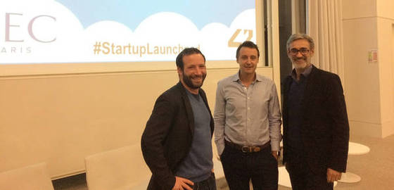 Startup launch pad 2017