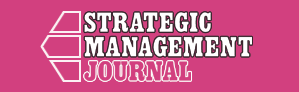 Strategic Management Journal logo