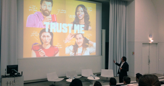 Trust and network effect most important success factors in sharing economy, concludes HEC Paris conference - HEC Paris 2016