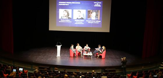 Vivre à l'heure des nouvelles technologies - Conférence Ecole polytechnique - HEC Paris 2016