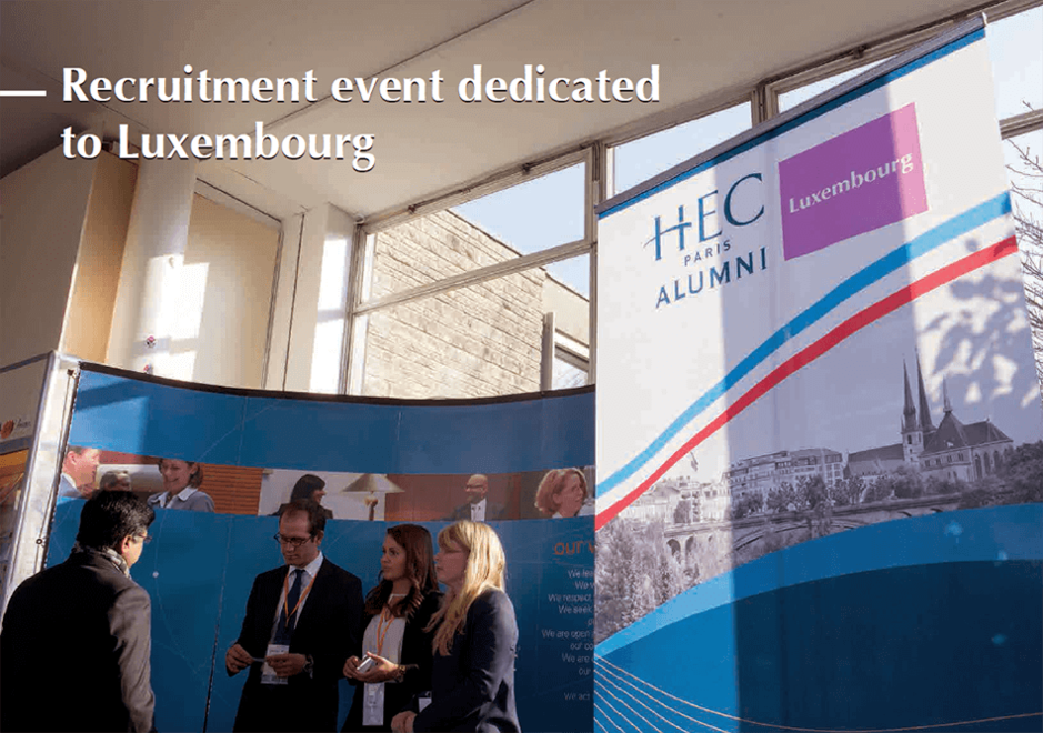 Luxembourg Day - Feb. 2019 - HEC Paris
