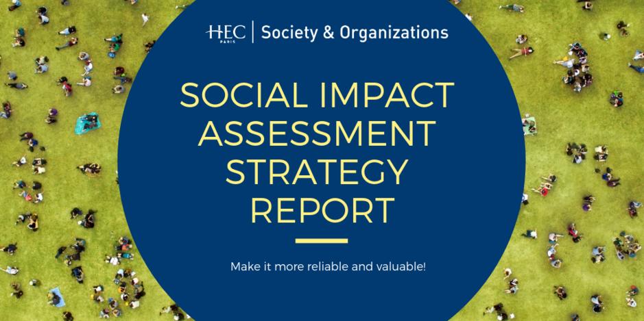 Social Impact Assessment Strategy Report - HEC Paris