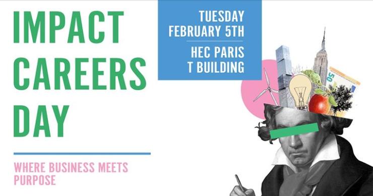 Impact Careers Day - Feb. 05 2019 - HEC Paris
