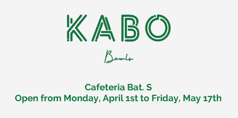 Kabo bowls