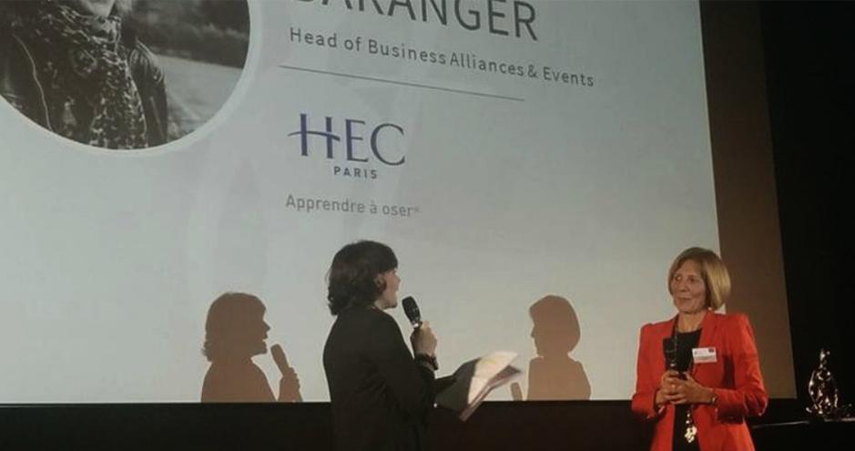 Image Banner - HEC Paris s'engage aux côtés des « Femmes de l'économie »