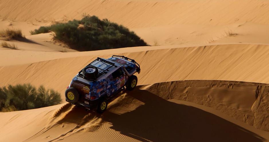 Image Banner - HEC Paris est à nouveau partenaire du Rallye Aïcha des Gazelles